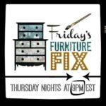 Ambient Wares linking up to Friday's Furniture Fix Link Party