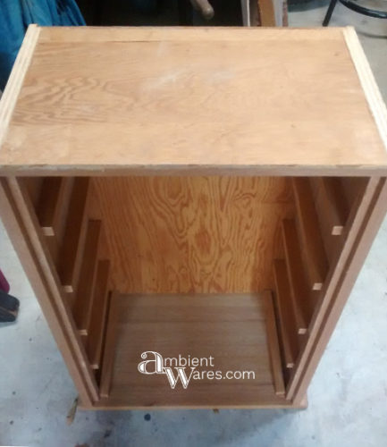 Revamped Small 5 Drawer Dresser ~ Ambient Wares