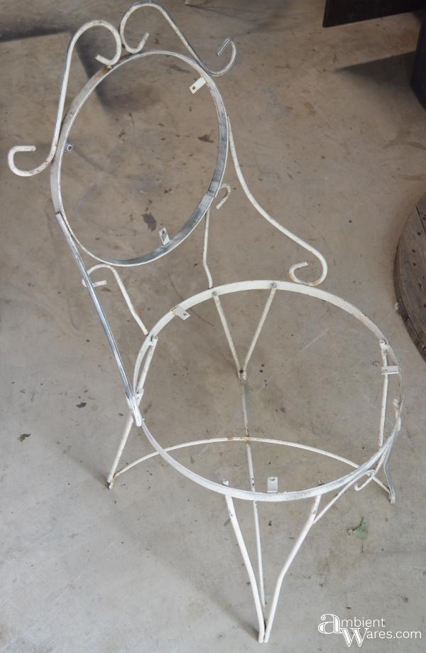 """Sleek """"New"""" Bistro Chairs ~ ambientwares.com"""