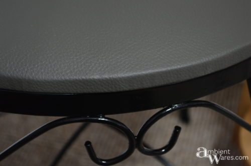 Brand new recovered seat cushions by AmbientWares.com