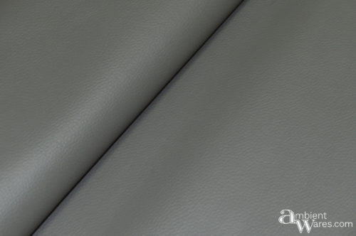 Greenish gray fabric to recover the bistro chairs by AmbientWares.com