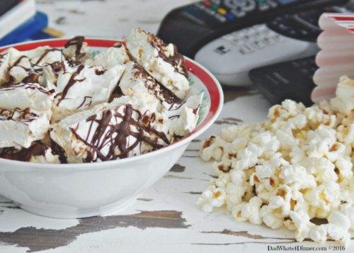 Funtastic Friday 107 - Most Viewed - Smokey Sweet Popcorn Bark