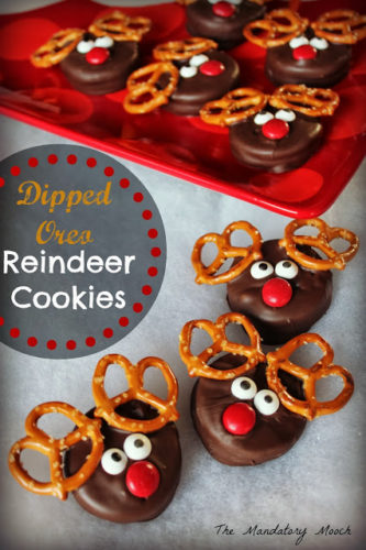Funtastic Friday 106 Most Viewed - Reindeer Cookies