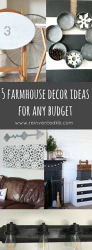 Funtastic Friday 110 Most Viewed - Five-Farmhouse-Decor-Ideas-For-Any-Budget