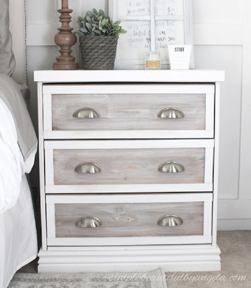 Gorgeous IKEA Rast Makeover