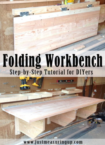 Funtastic Friday 117 Featured Folding Workbench