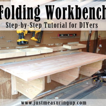 A DIY Folding Workbench U0026 6 Gardening DIYs U0026 Tips + Funtastic Friday Link  Party