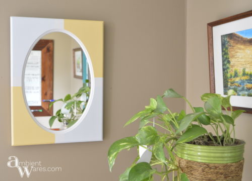 Easy_DIY_Painted_Wooden_Framed_Mirror_ambientwares.comEasy_DIY_Painted_Wooden_Framed_Mirror_ambientwares.com