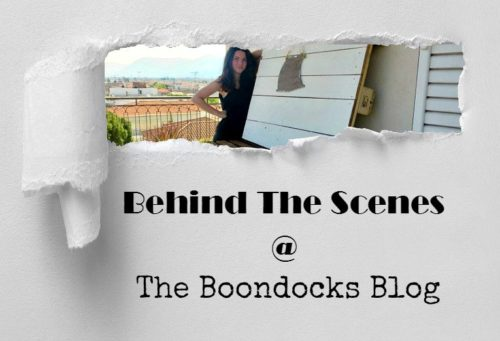 Behind The Scenes - The Boondocks Blog