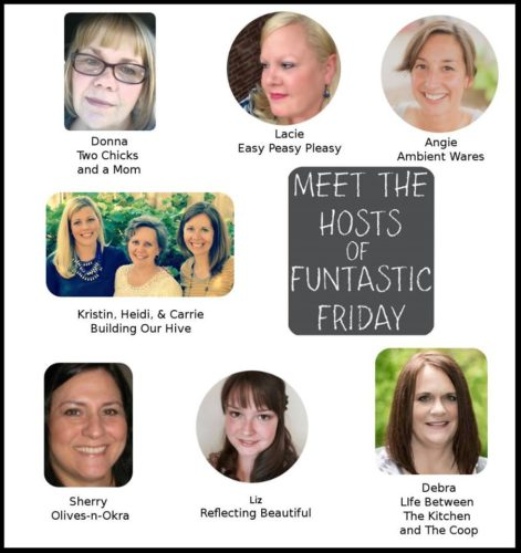 Funtastic Friday Meet The Hosts