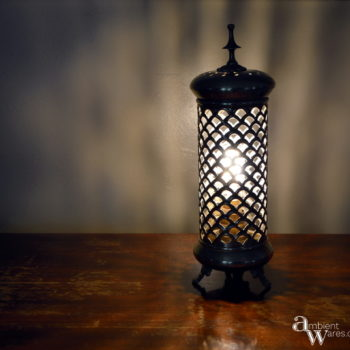 Candle Holder Lamp Featured