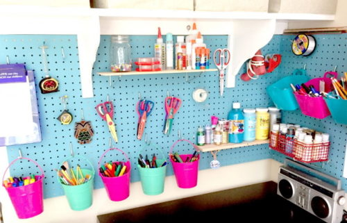 Craft Room Organization - ambientwares.com