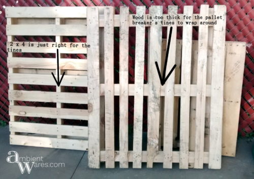 How-To-Break-Apart-Pallets-The-Easy-Way-Too-Thick-For-Pallet-Breaker-ambientwares.com