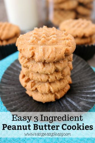Satisfy-your-sweet-tooth-craving-in-a-flash-with-these-3-ingredient-Peanut-Butter-Cookies.