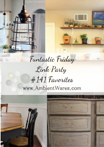 Your one stop shop for all the DIY ideas from home decor projects to easy recipes! It's all you need to make a house a home! www.AmbientWares.com